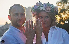 Borys Szyc i Justyna Nagłowska wzięli ślub. Gratulujemy!