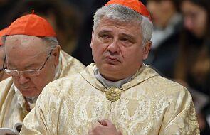 Kardynał Krajewski apeluje do kardynałów i biskupów o datki w związku z pandemią