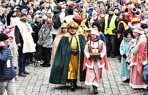 Orszaki Trzech Króli: 1,3 mln uczestników w prawie 900 miejscowościach