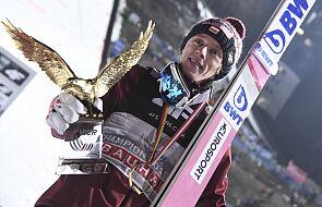 Dawid Kubacki wygrał Turniej Czterech Skoczni. Jest trzecim Polakiem, który sięgnął po ten tytuł