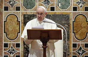 Franciszek: prawdziwy pokój trzeba zasiać w sercu