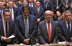 W.Brytania: Izba Gmin poparła projekt ustawy w sprawie brexitu