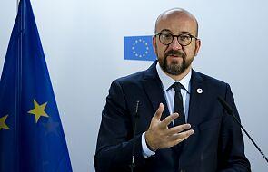 Szef Rady Europejskiej wezwał prezydenta Iranu do przestrzegania porozumienia nuklearnego