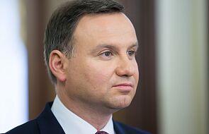 Prezydent Duda wraz z małżonką przybyli na Ukrainę