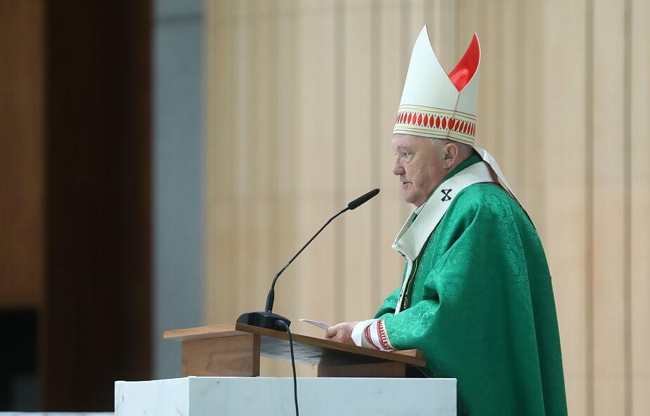 Kard. Nycz: Jan Paweł II jest orędownikiem naszych polskich spraw