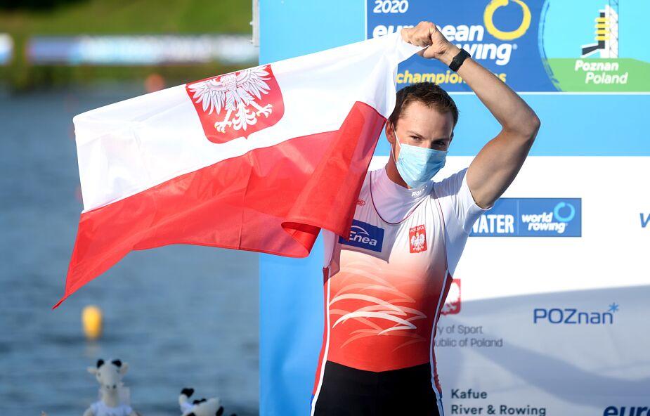 ME w wioślarstwie - trzy medale Polaków
