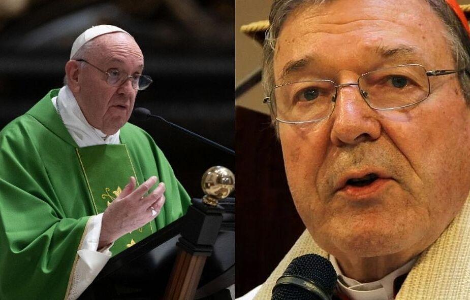 Dziś papież przyjmie kard. Pella