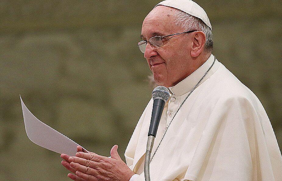 Papież wspiera uchodźców z Wenezueli