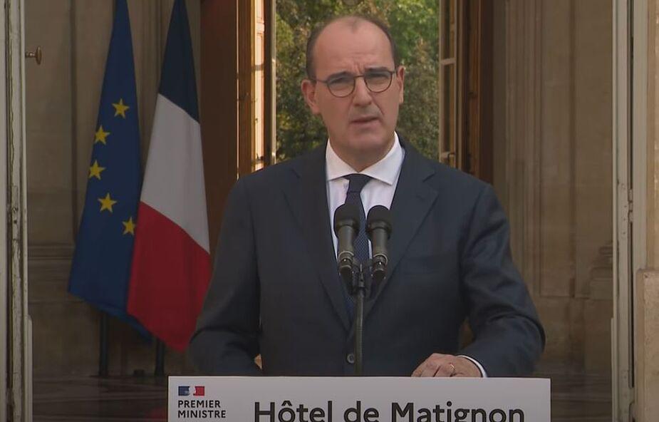 Francja: premier nie wyklucza lokalnych lockdownów w walce z pandemią