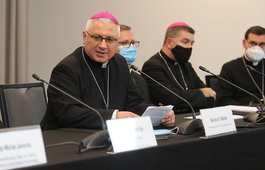 Biskup Miziński ze stwierdzonym koronawirusem