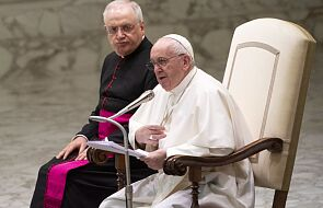 Papież prosi Polaków o modlitwę w intencji swego pontyfikatu