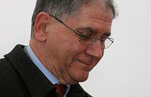 Rocco Buttiglione solidarny z ks. Wierzbickim. Filozof odwołuje swój wykład na KUL
