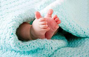 Chłopiec znaleziony pod koniec września w Oknie Życia otrzymał imię Michał