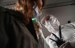 Dziś 8099 nowych zakażeń koronawirusem. To najwięcej zakażeń od początku epidemii