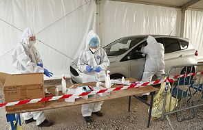 Pogarsza się sytuacja epidemiczna we Francji