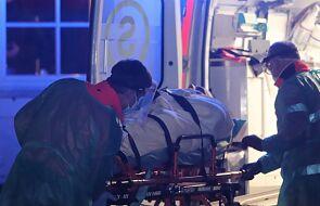 Roman Giertych w szpitalu po tym, jak zemdlał podczas przeszukania CBA w jego domu
