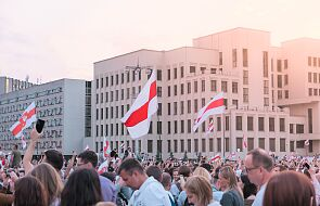 Rosja / MSW: Białoruś ściga Cichanouską za wzywanie do obalenia ustroju