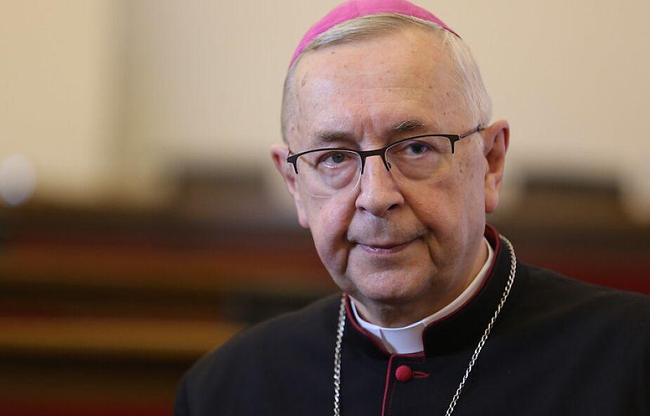 Przewodniczący Episkopatu prosi o przyjęcie ze zrozumieniem i cierpliwością nałożonych ograniczeń