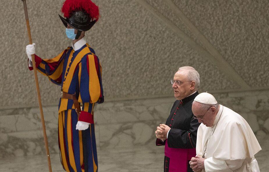Papież do FAO: dość dyskusji, ludzie umierają z głodu