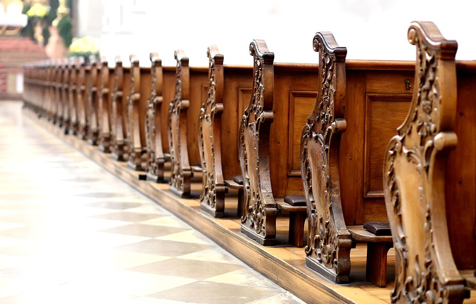 Bp Mering udzielił dyspensy od niedzielnego uczestnictwa w mszy świętej