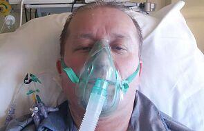 Ksiądz chory na COVID-19: byłem na granicy życia i śmierci, pisałem już testament