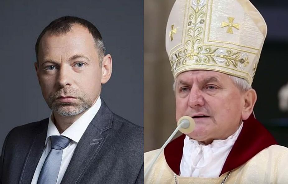 """Biskup Janiak ukarany. """"Watykan nie powiedział jeszcze ostatniego słowa"""""""