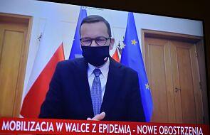 Premier: potwierdzają się obawy dot. koronawirusa; na takich założeniach opieramy działania i strategię