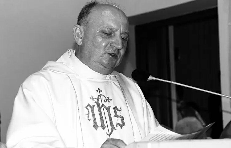Duchowny zmarł podczas nabożeństwa różańcowego w Słotwinie