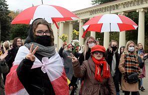 Białoruś: w Mińsku na akcjach protestu zatrzymano blisko 50 osób