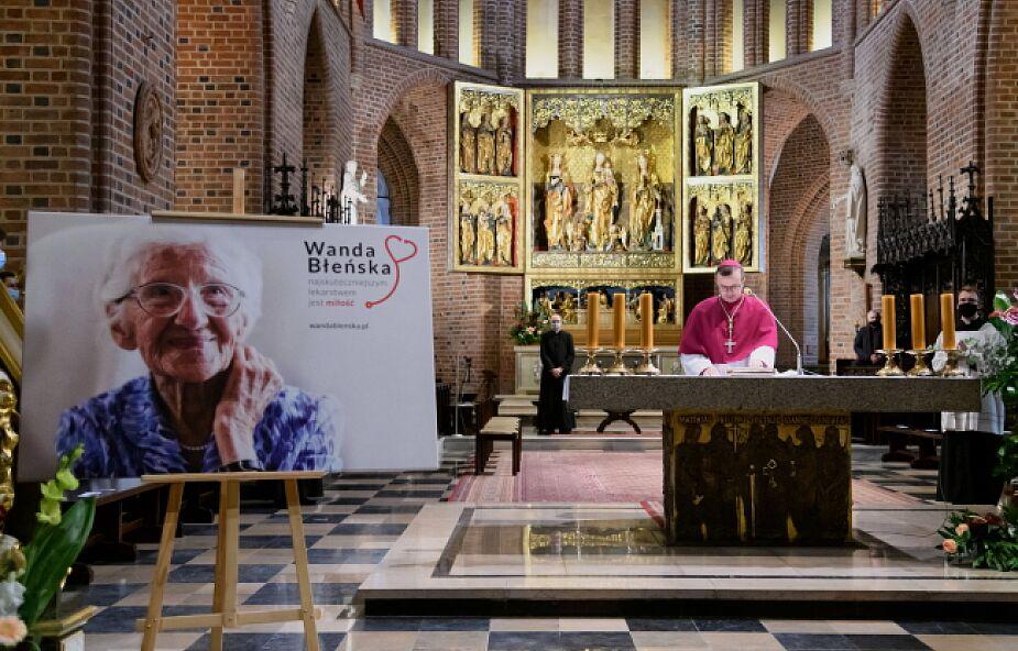 Poznań: inauguracja procesu beatyfikacyjnego dr Wandy Błeńskiej
