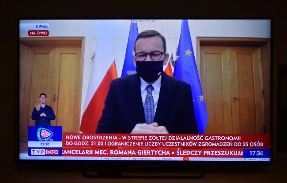 Premier Mateusz Morawiecki zakończył odbywanie kwarantanny