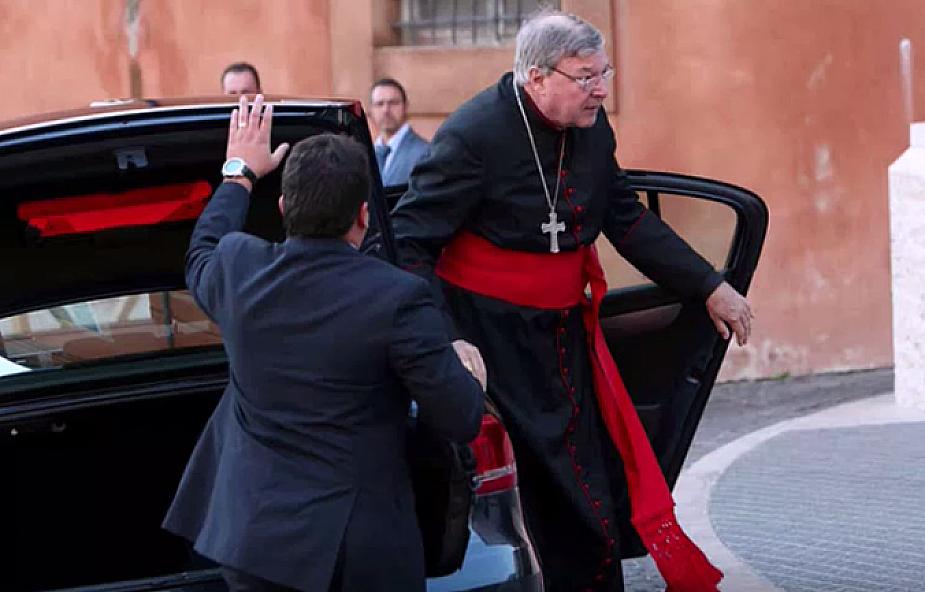 Kard. Pell sprawował pierwszą publiczną Mszę św. w Rzymie