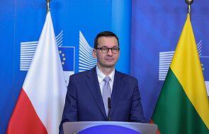 Premier: plan dla Białorusi przyjęty jednogłośnie; w planiem.in. długoterminowe inwestycje