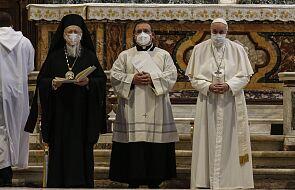 Franciszek do chrześcijan na Kapitolu: kroczmy drogą braterstwa