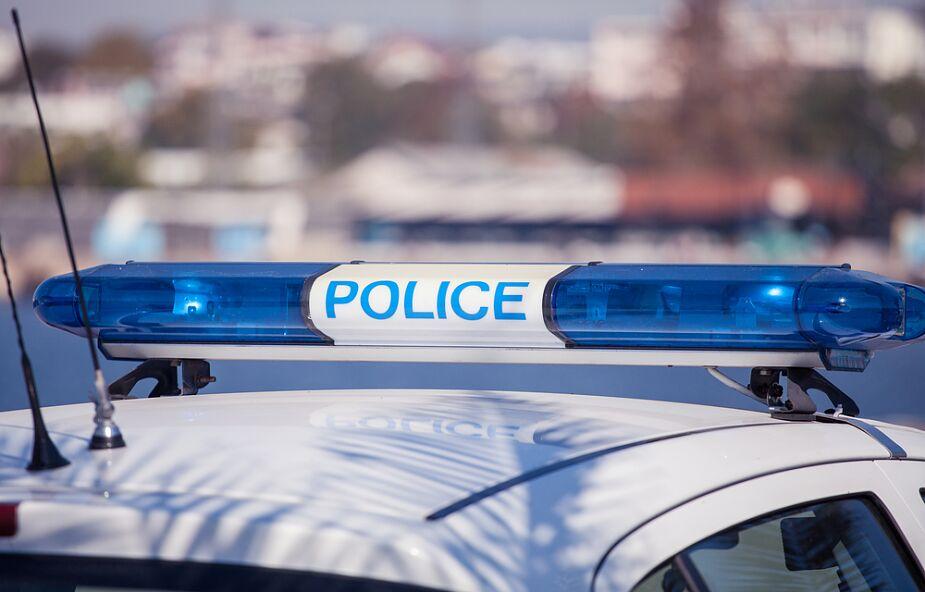 Groźby pod adresem policjantów za zastrzelenie zabójcy nauczyciela
