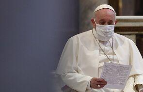 Papież: kto daje dzieciom broń, popełnia przestępstwo przeciwko całej ludzkości