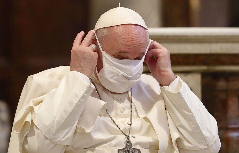 Papież podziękował siostrze zakonnej, która niesie pomoc migrantom