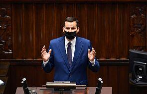 Premier Morawiecki: trzeba się przygotować na być może trzecią, czwartą falę epidemii koronawirusa