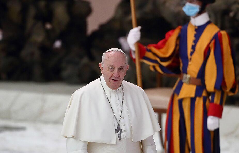 Papież do uczestników forum w Bratysławie: nikt nie ocali się w pojedynkę