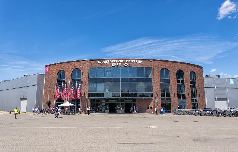 MON: szpital w warszawskiej hali Expo zacznie funkcjonować 16 listopada