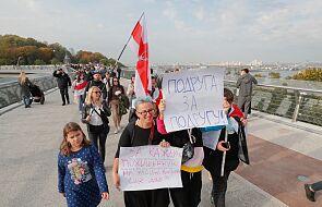 W Mińsku przeszedł marsz kobiet, ambasada USA apeluje o robienie zapasów
