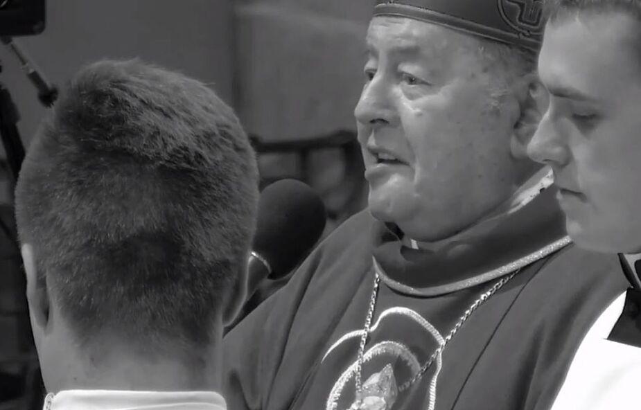 Archidiecezja gnieźnieńska pożegnała śp. bp. Bogdana Wojtusia