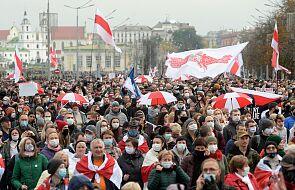 Białoruś: firmy ogłaszają, że w poniedziałek będą zamknięte