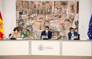 Hiszpania: rząd ogłosił stan zagrożenia epidemicznego