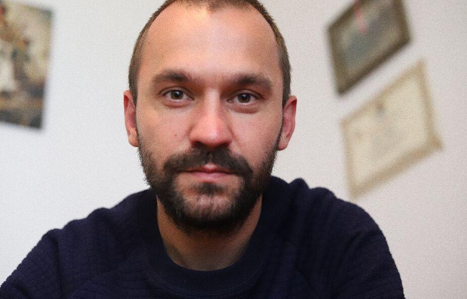 Piotr Żyłka: przepraszam tych, którzy w zgorszeniu odchodzą z Kościoła