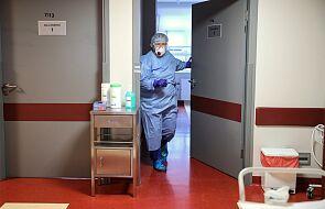 Busko-Zdrój: brakuje personelu w szpitalu dla chorych na COVID-19
