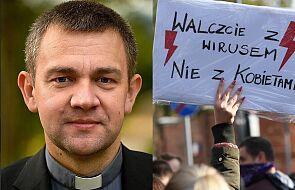 Dariusz Piórkowski SJ: karanie za akty wandalizmu to zadanie dla policji i służb państwowych. Nie Kościoła