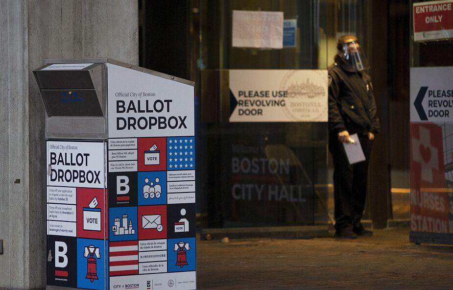 USA: ponad 60 mln Amerykanów zagłosowało już w wyborach prezydenckich
