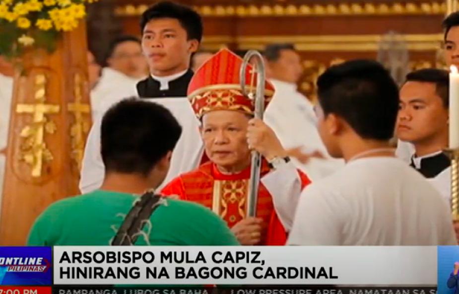 Filipiny: arcybiskup zaskoczony kardynalską nominacją