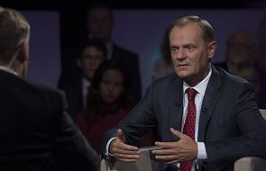 Tusk apeluje do rządzących: wycofajcie się z wojny z narodem, zanim dojdzie do tragedii